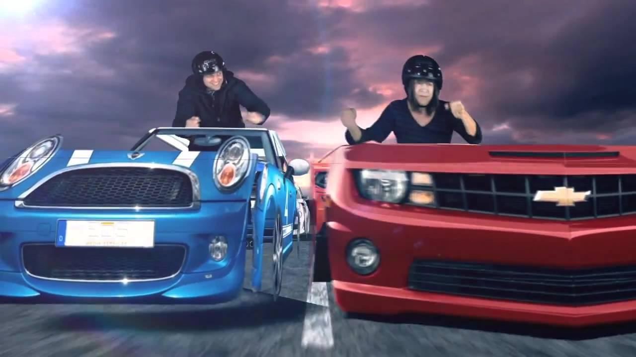 Zephyrfest Key Club Animated Car Race Youtube
