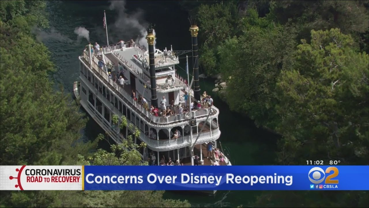 Petition Calls for Delay in Reopening Disney World Theme Parks