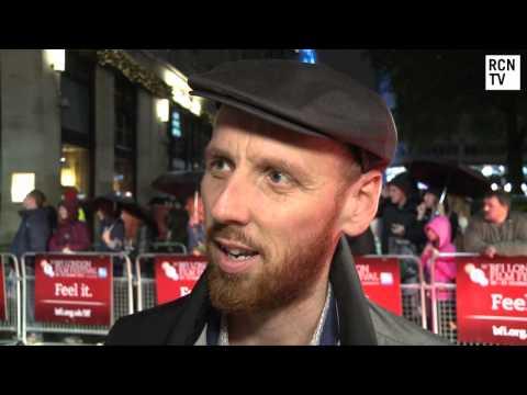 Ewen Bremner Interview London Film Festival 2012