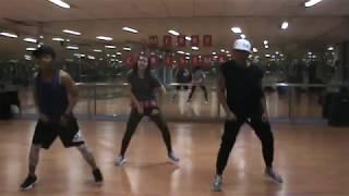 MixxedFit Swag (GET LOW by Zedd & Liam Payne) Original Dance Fitness Choreography by JOjo ibarra