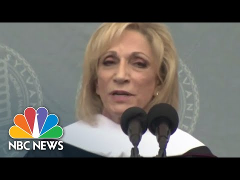 Commencement Address At University of Pennsylvania