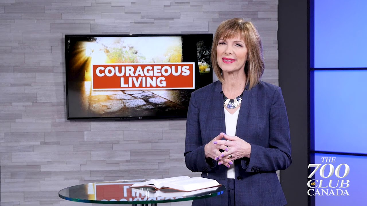Showing God's Love- Courageous Living with Lorie Hartshorn