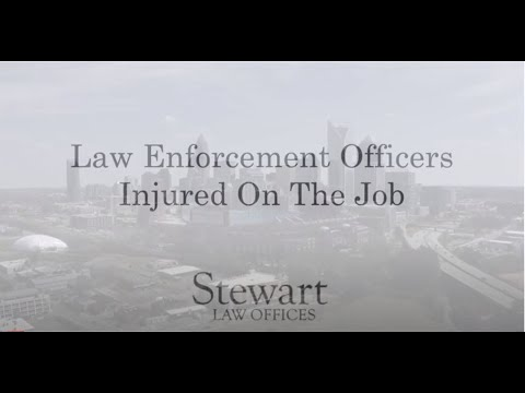 Law Enforcement Officers Injured On The Job - Charlotte, NC - Stewart Law Offices
