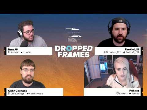 Dropped Frames - Week 108 - Video Games??? (1/2)