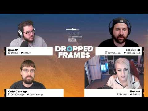 Dropped Frames - Week 108 - Video Games??? (1/2)