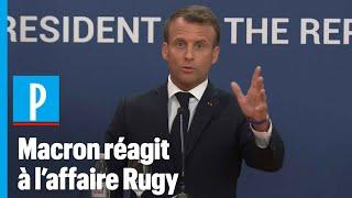 Affaires Rugy : Macron ne veut pas d'une « République de la délation »