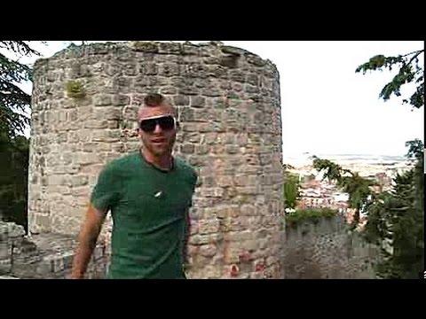 Ancient Wall of Burgos - Burgos, Spain