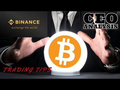 TRADING TIPS: HOW TO READ CHARTS ON BINANCE! PREDICT THE PRICE OF $BTC!