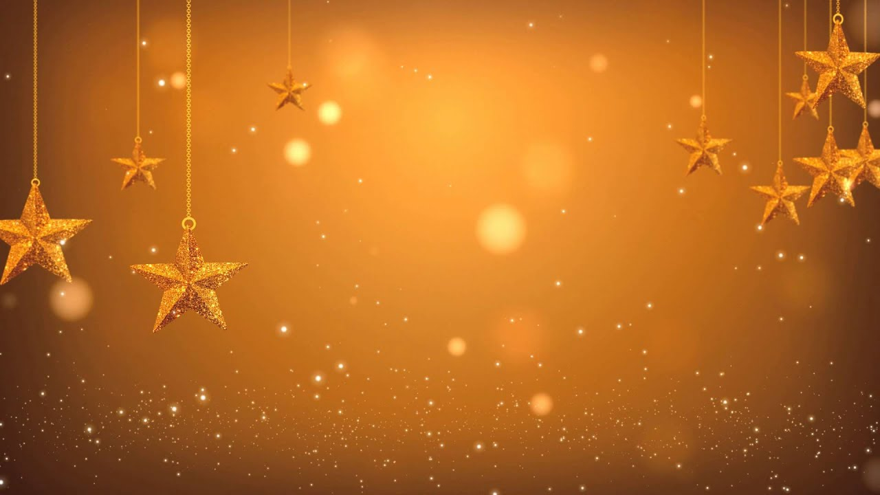Fondo Video Background Full HD Golden Ornaments  YouTube