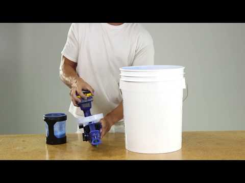 Tutorial: an easy guide to clean your Graco Ultra Airless Handheld Sprayer