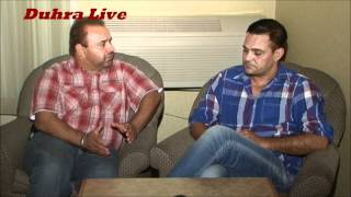 Gurchet Chitarkar Interview Part 1 by Duhra Live
