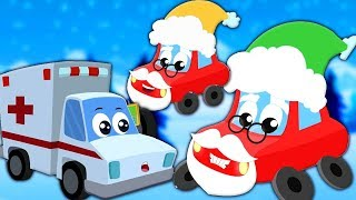 lima lemak Santas   anak-anak lagu natal   Sinterklas lagu   Merry Christmas   Five Fat Santa