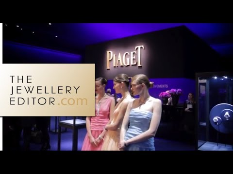 Feminine watches and jewellery sparkle at the SIHH 2012: Cartier, Piaget, Montblanc