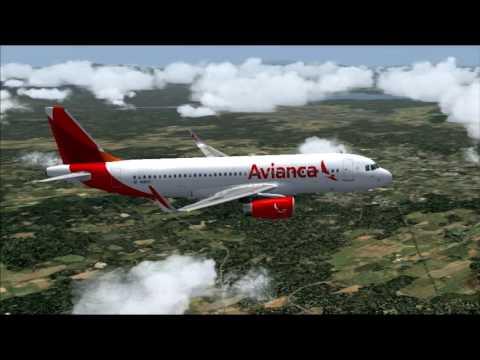 Avianca 573 Guatemala City - San Salvador (Full Flight) [Fs2004]