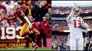 D Jac & Mike Evans - Redskins vs Bucs 2014