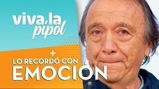 Wildo se emocionó al hablar de la muerte de José José - Viva La Pipol