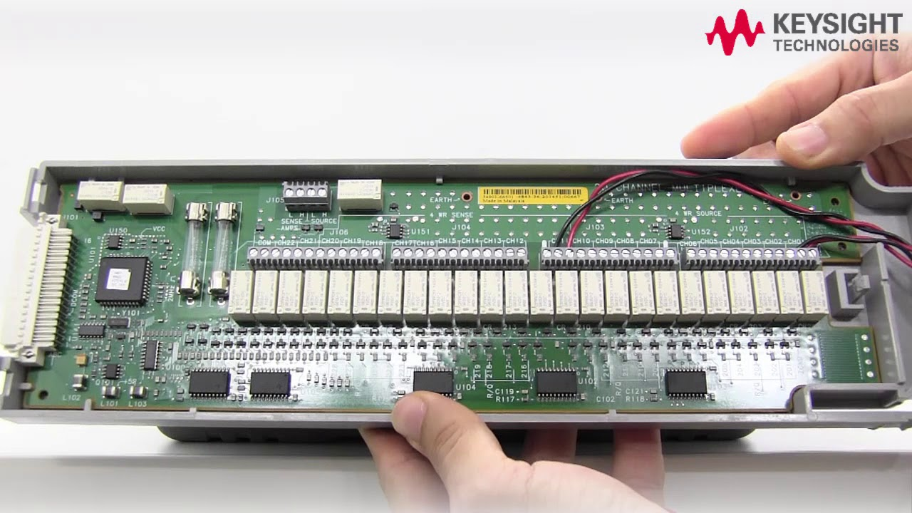 Test and Measurement Basics – DAQ | Episode 11 – 2-Wire and 4-Wire ...