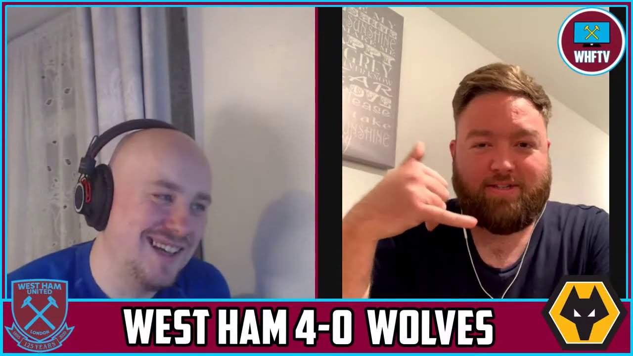 "Download West Ham 4-0 Wolves ""We Need To Keep Hold Of Declan Rice!"" (Marshy)"