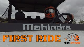 Mahindra ROXOR First RIDE- an off-road vehicle like no other!