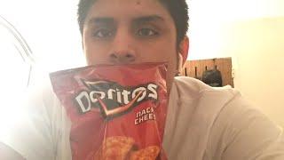 Autistic Kid Eating Doritos