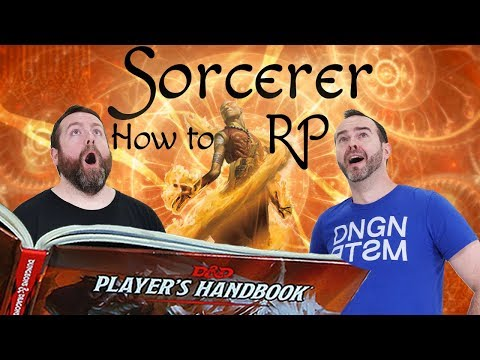 Sorcerers: How to RP Classes in 5e Dungeons & Dragons - Web DM