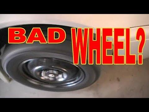 steering wheel vibration     mph tire wobbles youtube