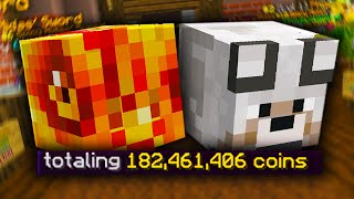 Hypixel Skyblock: THE PHOENIX PET IS INSANE! + YOU WILL NOT BELIEVE WHAT HAPPENED...