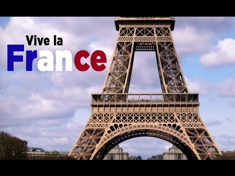 France stock footage favorite travel highlights in HD
