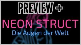 Preview + NEON STRUCT: Die Augen der Welt