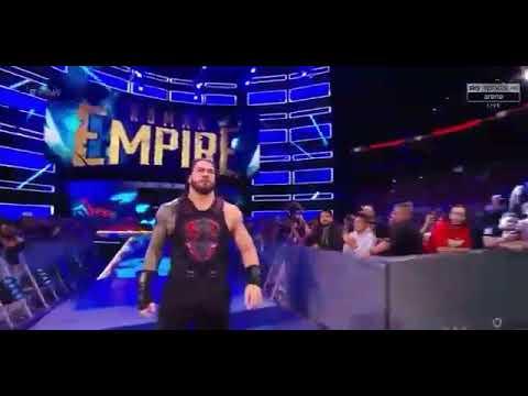 WWE Raw 20th November। Roman Reigns Vs The Miz Full Match thumbnail