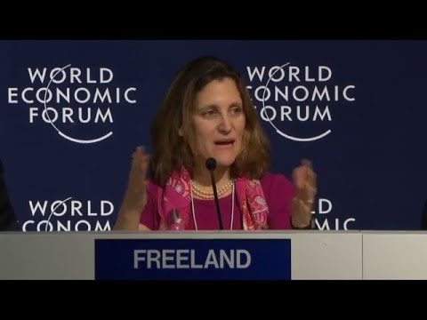 Davos 2016 - Press Conference: How can we finance the Sustai