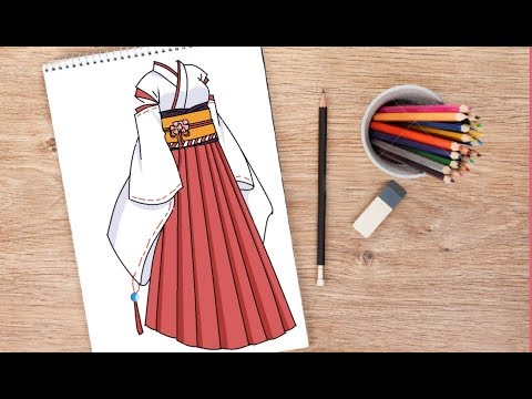 how-to-draw-anime-kimono---ms-paint