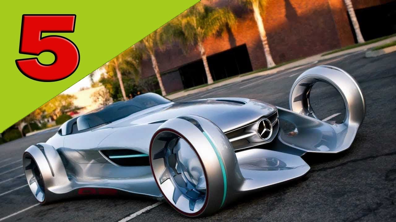 5 Mercedes Benz Concept Cars YOU MUST SEE - YouTube