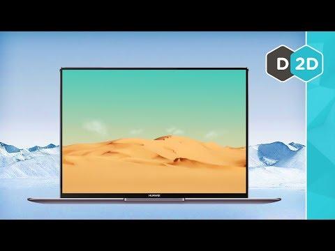 MateBook X Pro + Galaxy S9 - First Impressions!