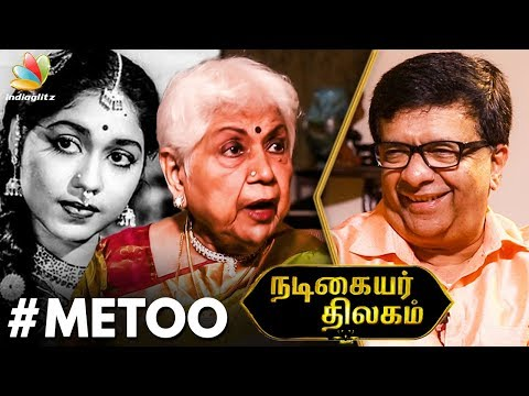 The Most Modern, Youthfull & Bold Actress Sowcar Janaki Interview by Y.G. Mahendran   MeToo