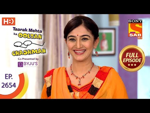 Taarak Mehta Ka Ooltah Chashmah - Ep 2654 - Full Episode - 28th January, 2019