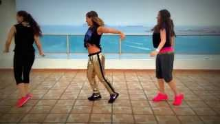 "Zumba with Sahlomit Salo - ""Adrenalina"" by  Ricky Martin,Jennifer Lopez,Wisin"