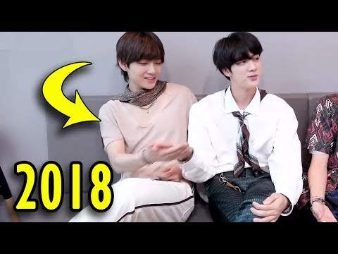 BTS Kim Taehyung Cute and Funny Moments 2018