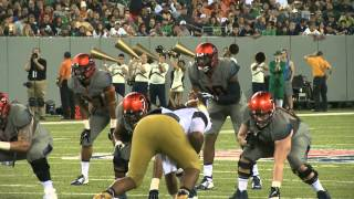 Highlights From Loss vs. Notre Dame - Syracuse Football