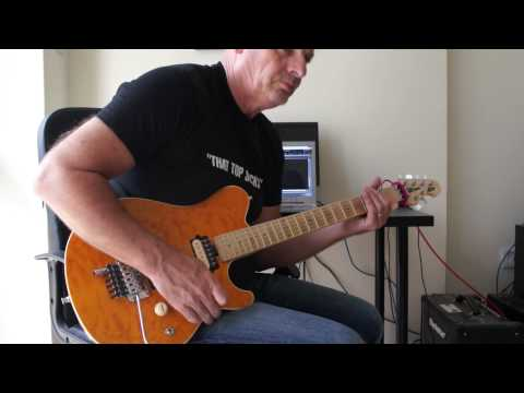 Thin Lizzy - The Boys Are Back In Town Guitar Cover