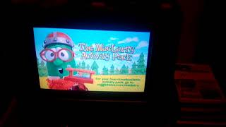 Opening To VeggieTales: MacLarry & The Stinky Cheese Battle 2013 DVD