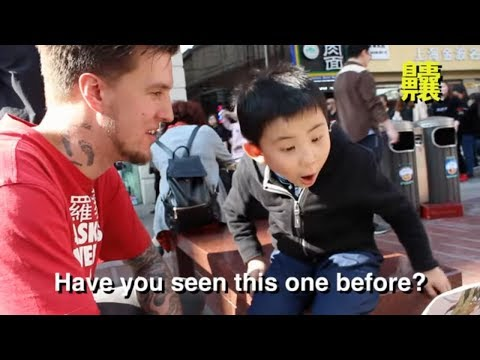 Foreigner Tests Chinese Locals on Their Chinese