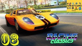 #08 RACING CLASSICS DRAG RACE SIMULATOR THE STREET RACE IS A RACE THAT MOVES THE SOUL