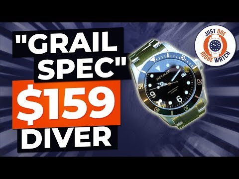 Have I Found The 'Holy Grail' Sub-$200 Diver?!