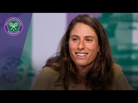 Johanna Konta Wimbledon 2017 pre-tournament press conference