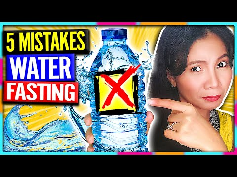 water-fasting-philippines---5-biggest-mistakes-kung-paano-pumayat-gamit-tubig-|-weight-loss-tips