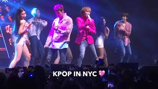 WINNER 위너 EVERYWHERE Tour in New York 2019.01.29: ISLAND, LO…