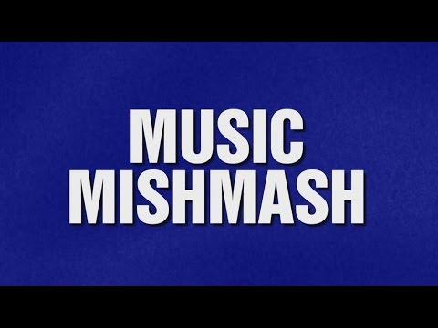 MUSIC MISMATCH category on Jeopardy!
