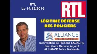 Légitime défense des Policiers