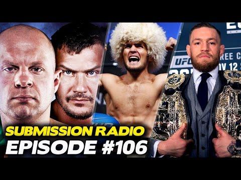 Submission Radio #106 Stephen Thompson, Luke Rockhold, Cris Cyborg, Damon Martin + UFC Sao Paulo